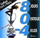 8 jours 4 kilos - pour mincir sans fatigue (coffret)