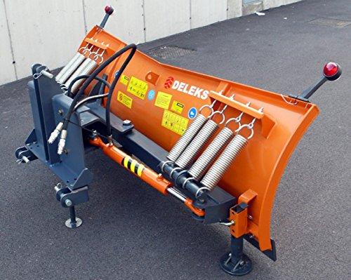 Schneeschild mit Dreipunktanbau und hydrulisch Seitenverstellung LN-250 C