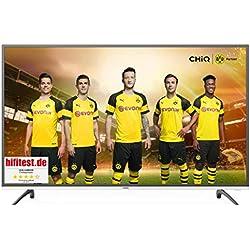CHiQ U40E6000 4K Smart WiFi TV 40''UHD - (100cm), 3840x2160, HDR 10, Dolby Digital +, HDMI 2,0, Youtube, Netflix