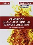 Cambridge IGCSE™ Co-ordinated Sciences Chemistry Student's Book (Collins Cambridge IGCSE™) (Collins Cambridge IGCSE (TM))