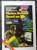 Computer für Kids - Modem,Online & Sound am PC (Buch + Video)