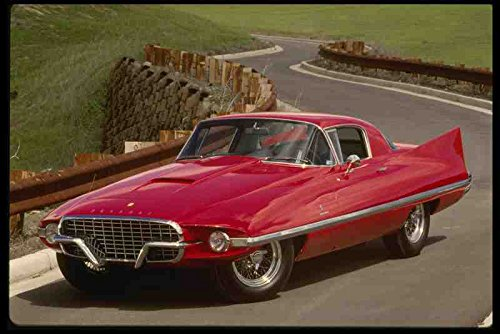metal-sign-512025-ferrari-410-superamerica-on-winding-road-a4-12x8-aluminium