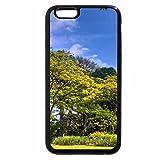 iPhone 6S Plus Coque, iPhone 6Plus Coque, superbe Arbor dans un jardin