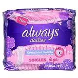 Always 8001090145994prodotto per l' igiene femminile–Prodotto di igiene femminile, colore: bianco