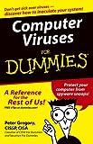 Computer Viruses For Dummies (For Dummies Series)