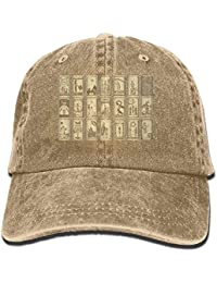 Aoliaoyudonggha Tarot Denim Baseball Caps Hat Adjustable Cotton Sport Strap  Cap for Men Women d0fbc3f6919