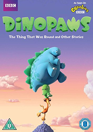 Dinopaws - The Thing That Was Ro...