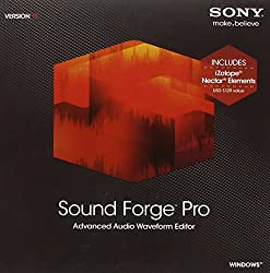 Sony Sound Forge Pro 11 - Upgrade Sound Forge To Sound Forge Pro 11 (Pc)