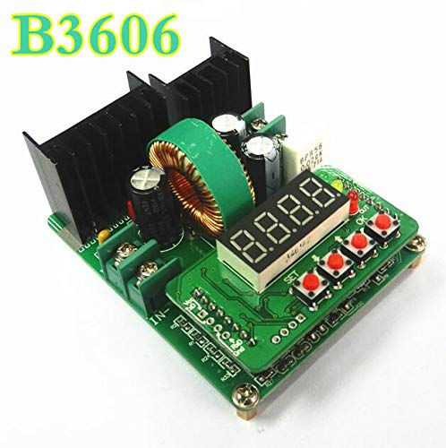 Lepakshi B3606 Dc-Dc Voltmeter Power Supply Constant Voltage Current Buck Led Dr