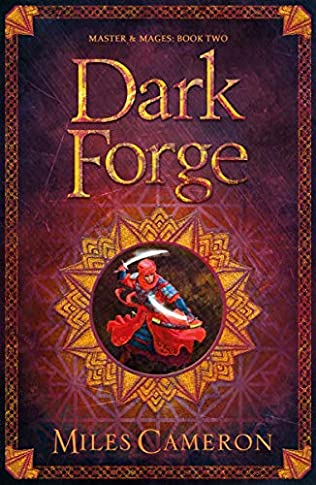 book cover of Dark Forge