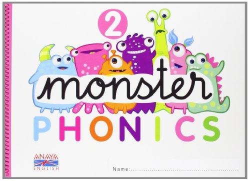 Monster Phonics 2. (Anaya English) - 9788467832723