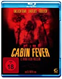 DVD Cover 'Cabin Fever (Blu-ray Single Edition)