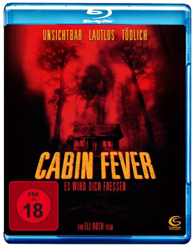 Cabin Fever (Blu-ray Single Edition)