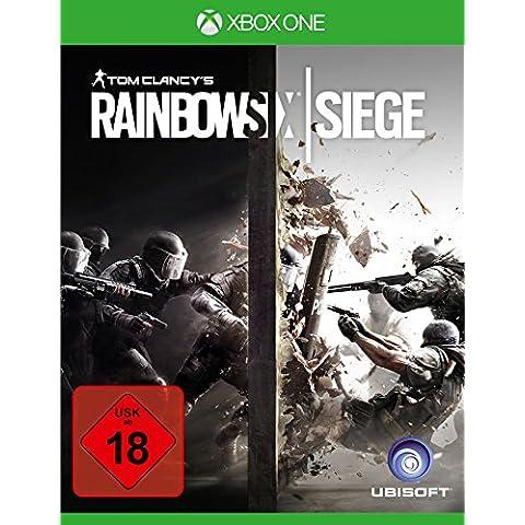 Tom Clancy's Rainbow Six Siege [Importación Alemana]