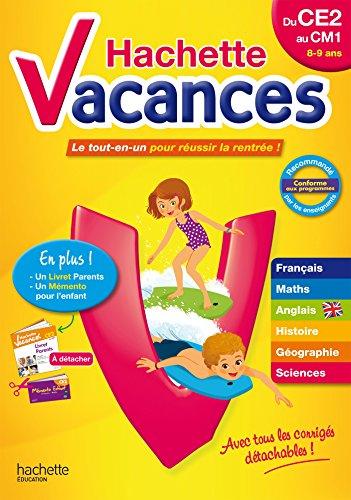 Hachette Vacances CE2/CM1