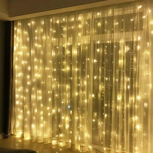 Led Weihnachtsbeleuchtung Für Fenster.Lichtervorhang Für Fenster Test Vergleich 2018 Die Besten