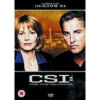 CSI: Las Vegas - Complete Season 1