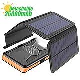 X-DRAGON Solar Powerbank 25000mAh