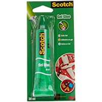 Scotch 3045C12 - Adhesivo gel, 30 g