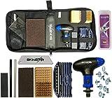 SkinStar Reparatur Tool Deluxe Tune Tuning Kit Snowboard Universal Wax
