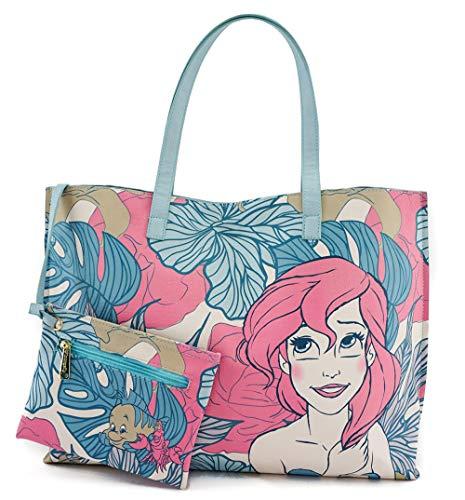 Loungefly x Disney Ariel The Little Mermaid Tote Bag -