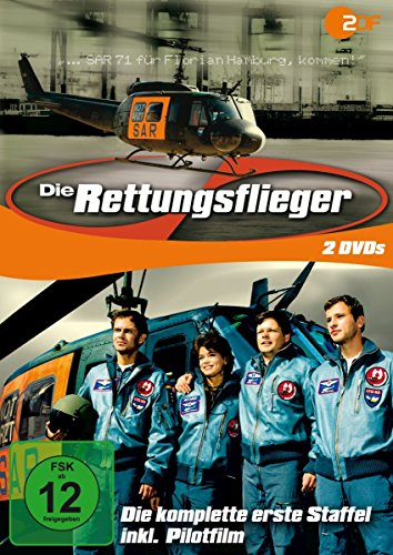 Die Rettungsflieger - Die komplette erste Staffel inkl. Pilotfilm [2 DVDs]