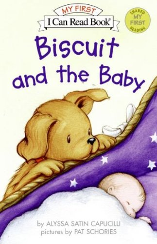 (Biscuit and the Baby) By Capucilli, Alyssa Satin (Author) paperback on (07 , 2005)