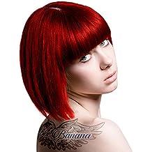 Haarfarbe auswaschbar rot