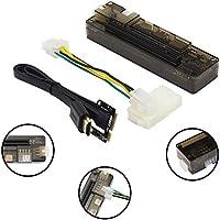 EXP GDC Pcie-e 16x Beast, PCIe PCI-E V8.4d EXP GDC Externer Grafikkarte station d'accueil pour ordinateur portable/station d'accueil pour ordinateur portable (Mini Pci-e-schnittstelle Version) Noir