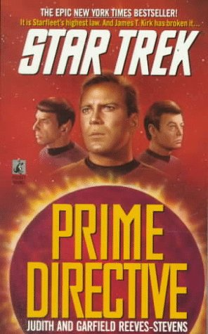 Cover of Prime Directive (Star Trek)