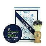 The BodyShop Maca Root Shaving Kit for Men