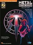 Metal rhythm guitar. Con CD: 1