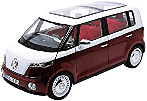 Norev - 7e9099302bl9 - Vehículo Miniatura - Modelo para la Escala - Volkswagen VW Bulli Studie - 2011 - 1/18