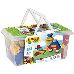 COSTRUZIONE Unico Base-Cestina 120pz 8502 2 anni LEGO