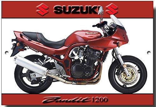 suzuki-bandit-1200calidad-metal-sign