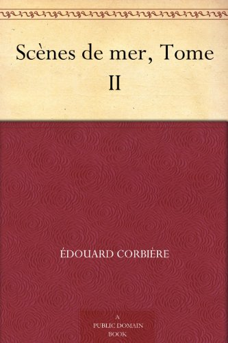 Couverture du livre Scènes de mer, Tome II