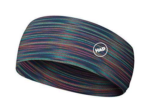 HAD® Coolmax Stirnband, Melange Menta, Einheitsgröße