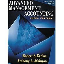 Advanced Management Accounting (International Edition)