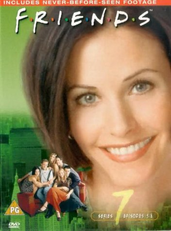 Friends: Series 7 - Episodes 5-8 (Plus Director's Cut) [DVD] [1995]