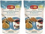 (2 Pack) - Linwoods - Flaxseed Probiotic & Vit D | 360g | 2 PACK BUNDLE