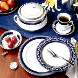 Noritake Crestwood Cobalt Dinner Plate