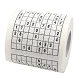 Cadillaps Sudoku Papierrolle Rätsel Spaß Für Die Klopapier