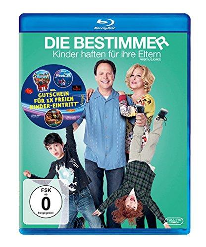 Die Bestimmer (Blu-ray)