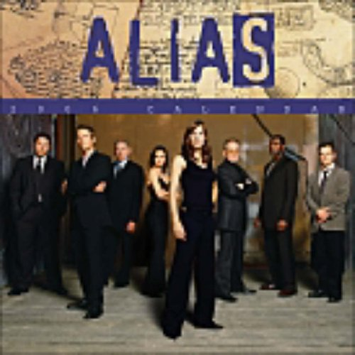 Click for larger image of Alias 2006: Wall Calendar
