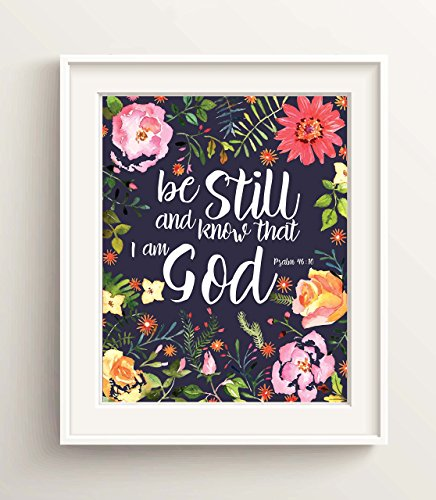 be-still-and-know-that-i-am-god-wall-art-bible-verse-poster-christian-gifts-for-women-psalm-46