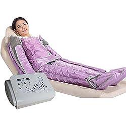 Huwai Computer-Druck-Massage-Therapie-Detox-Ausrüstung entlasten Körper-Schmerz-Fuß-Massage Entspannen Sich Körper B-8310H, 01