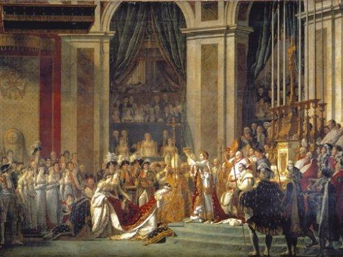Clementoni 31416.4 -  David - Die Konsekration Napoleons, 1000 teilig