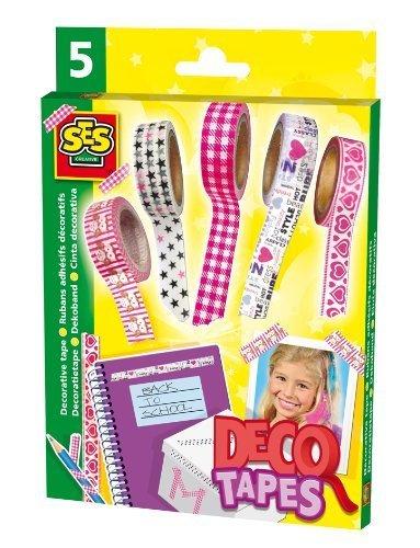 SES Creative Decorative Tape Kit by The Sales Partnership Distributors Ltd