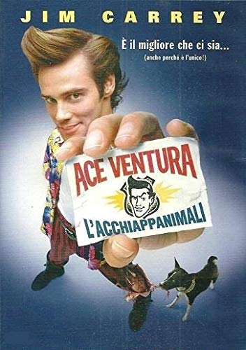 Ace Ventura - L'acchiappanimali (slim case) [IT Import]