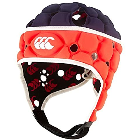 Canterbury Ventilator Rugby Head Guard - Senior AW16 (Red/Purple,Large) by Canterbury